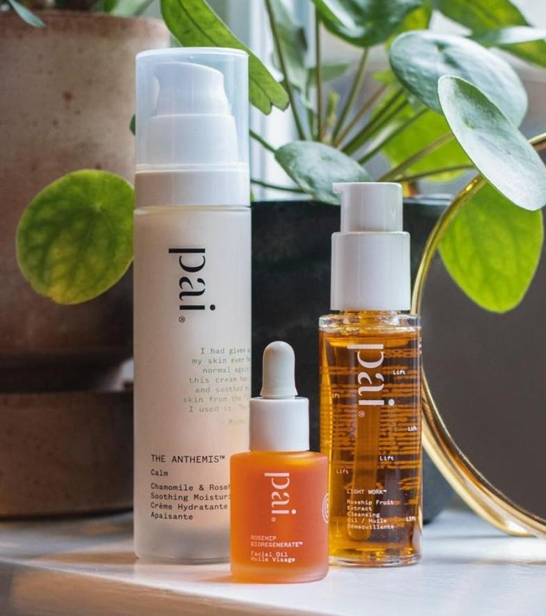 sustainable skincare pai