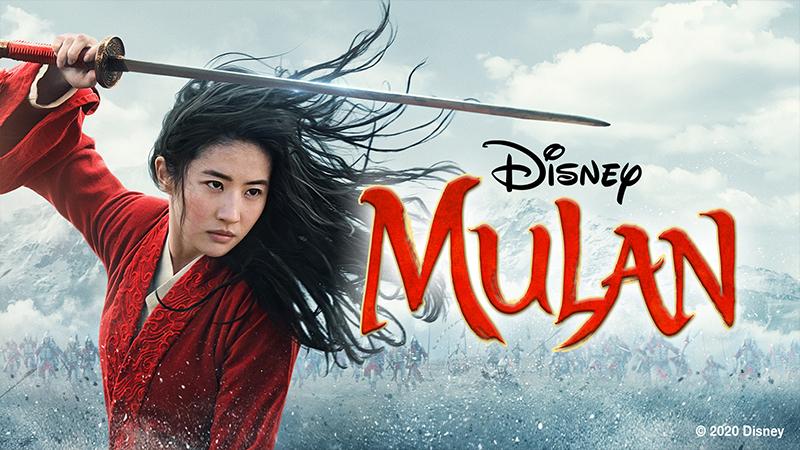 Disney 2021 Oscar Contenders Mulan