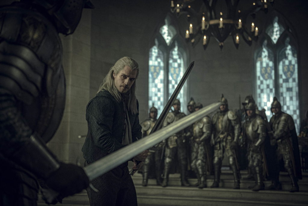 Most Anticipated Returning Series The Witcher