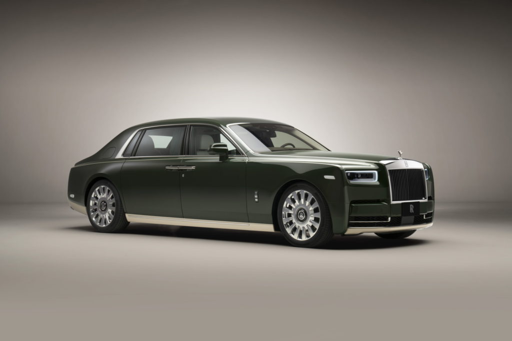 Rolls-Royce And Hermès Phantom