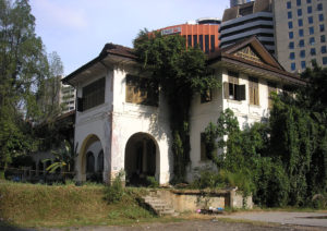 St Mary's School KL