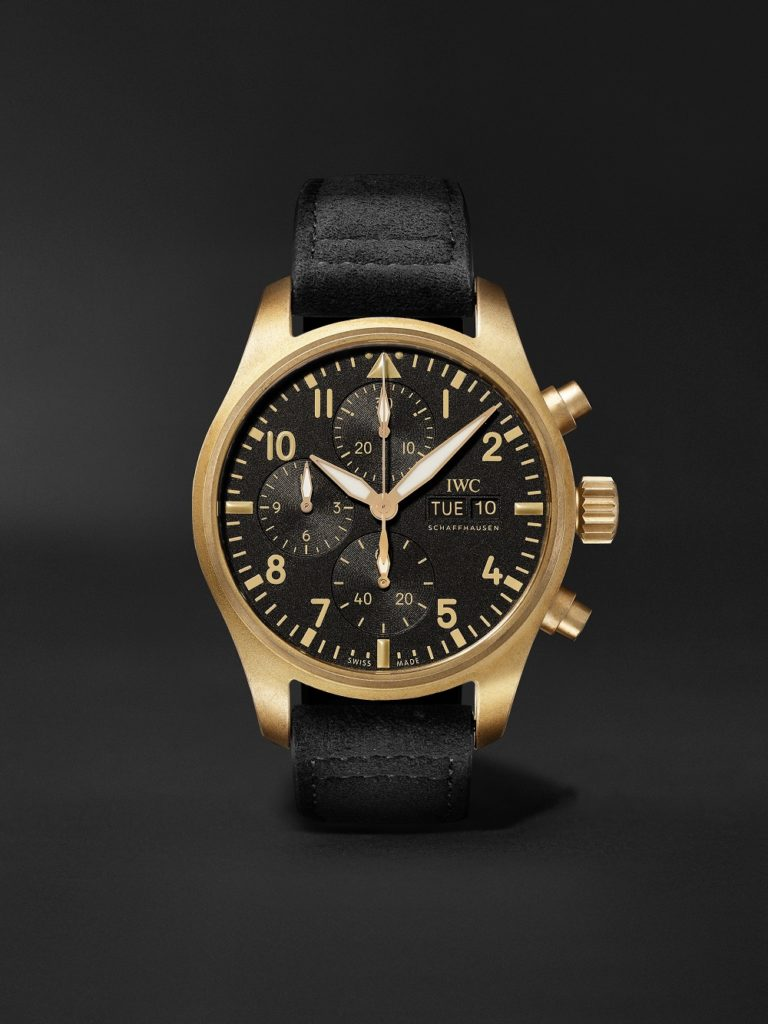 10 Years of Mr Porter Limited Edition Pilot's Chronograph