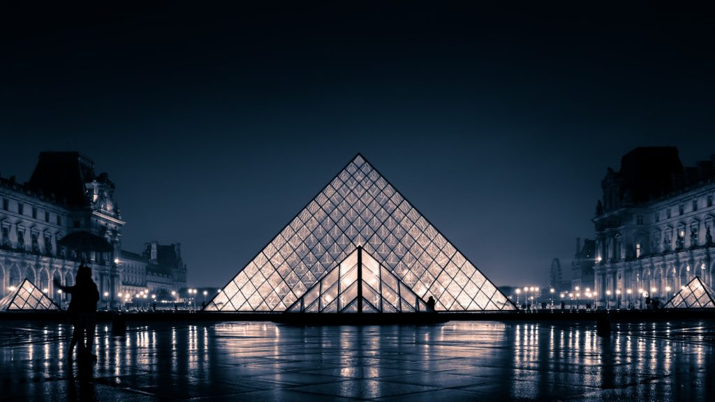 Most visited museums The Louvre