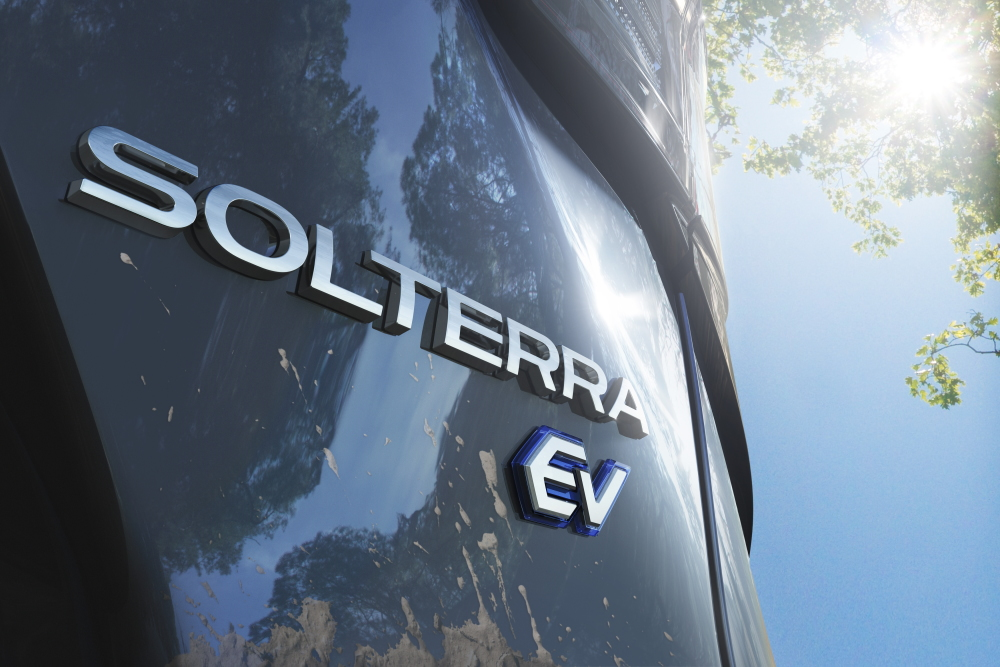 Subaru Solterra SUV