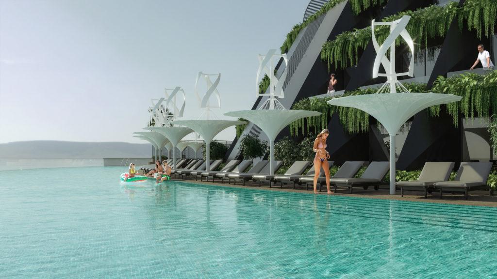 floating eco-hotel