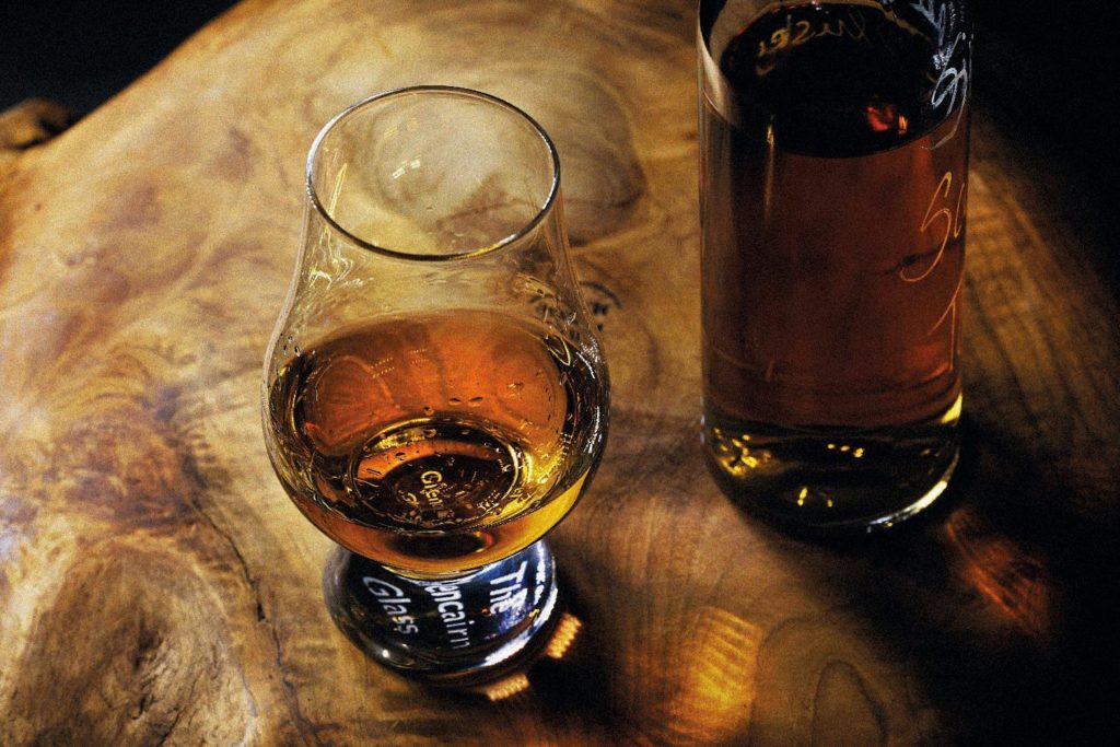 whisky industry
