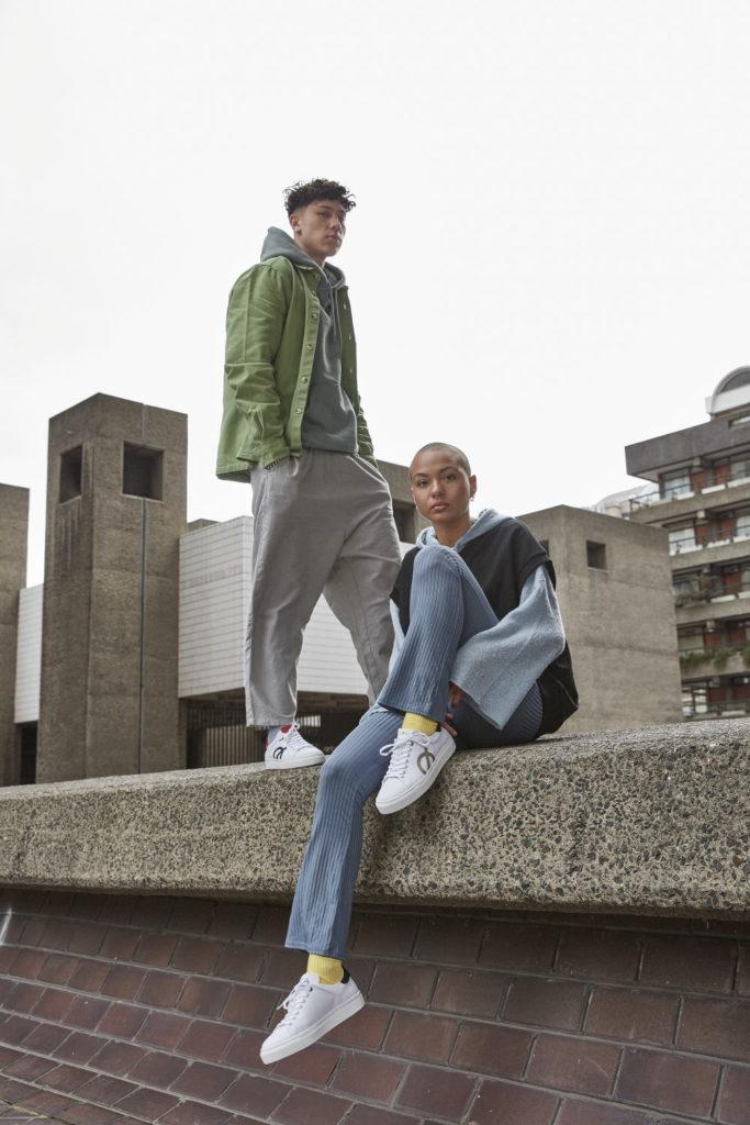 vegan luxury sneakers loci