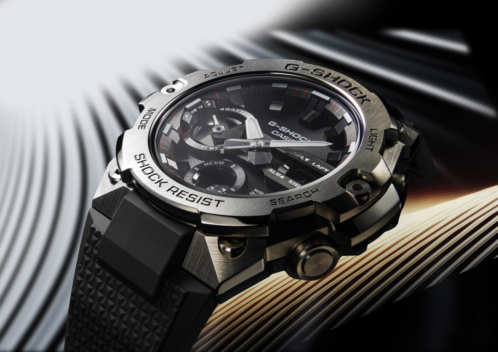 G-Steel watch collection