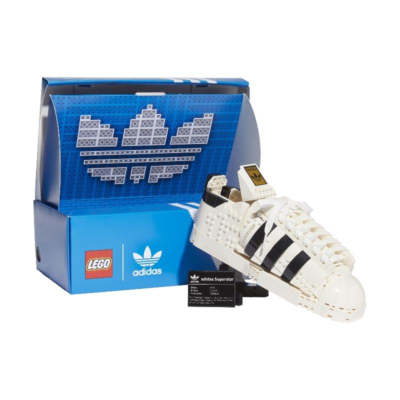 Superstar Lego sneaker