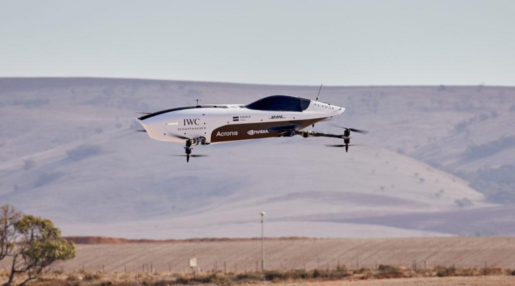 Flying Car Racing Series