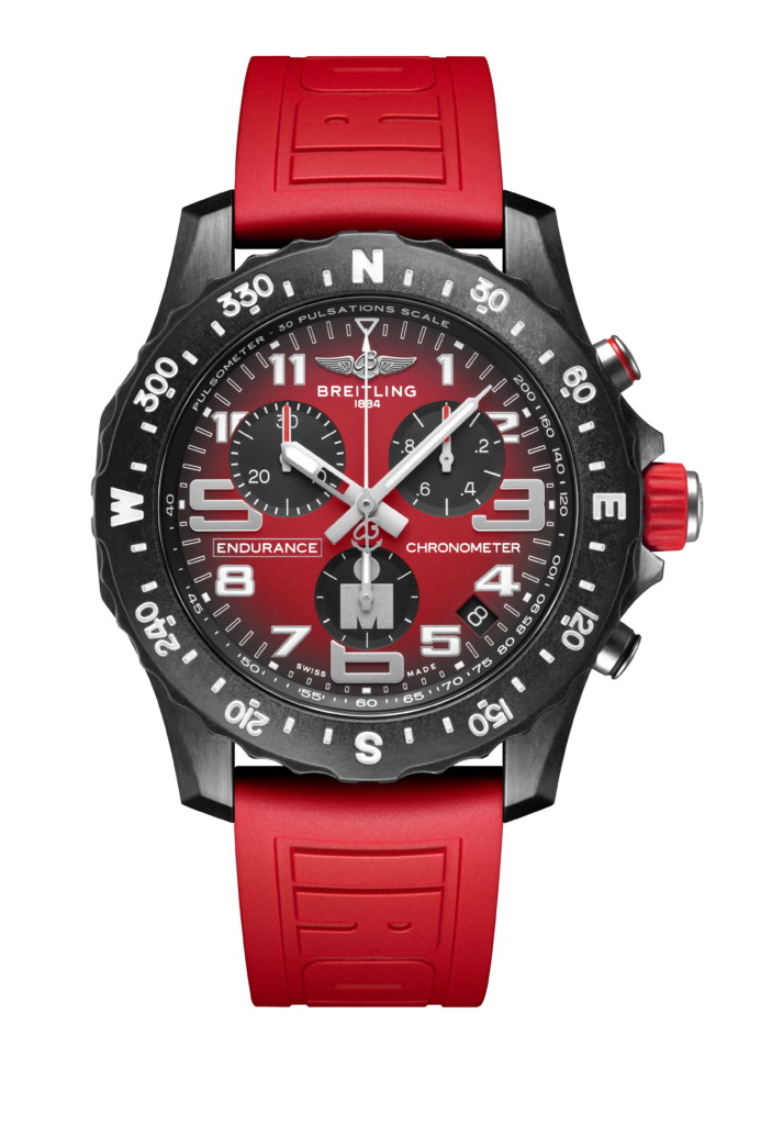 Breitling And Ironman Endurance Pro