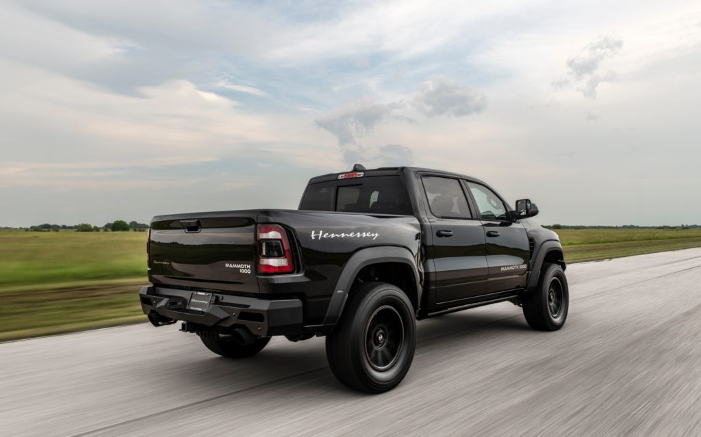 Most Powerful Pickup Truck Hennessey