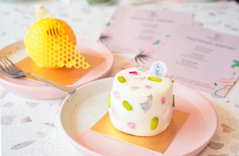 Tigerlily Patisserie desserts