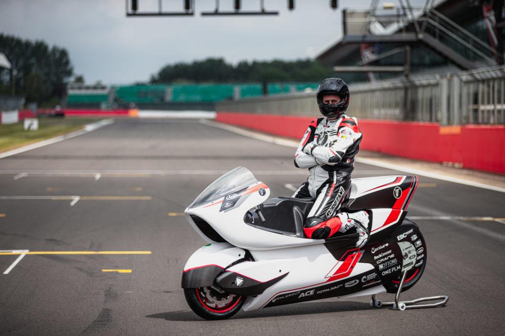 WMC250EV electric motorcycle