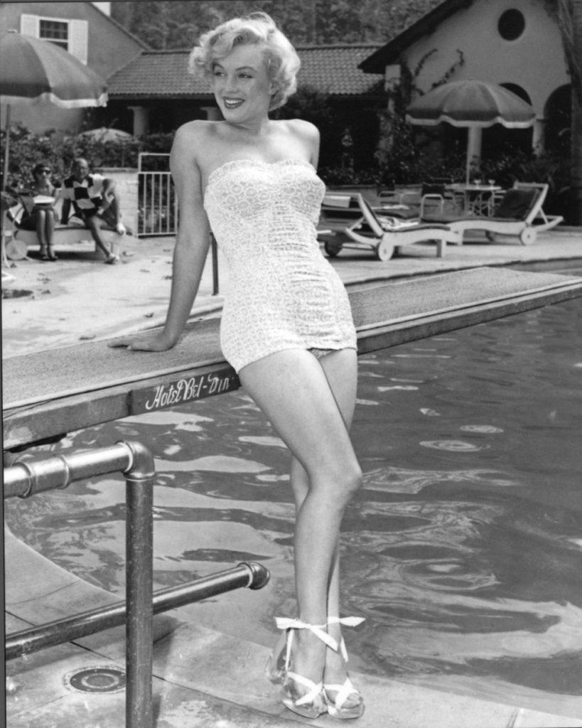 Bel-Air hotel Marilyn Monroe
