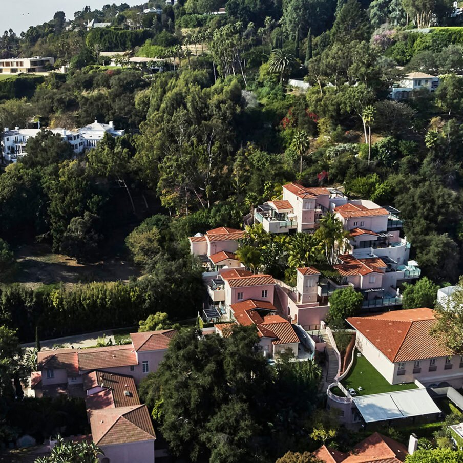 bel-air hotel overview