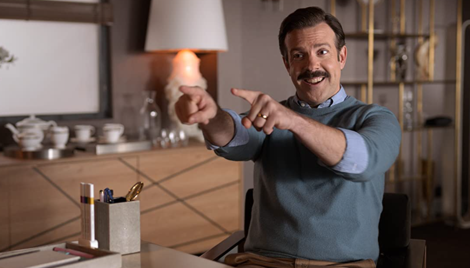 2021 Emmy nominations - Ted Lasso