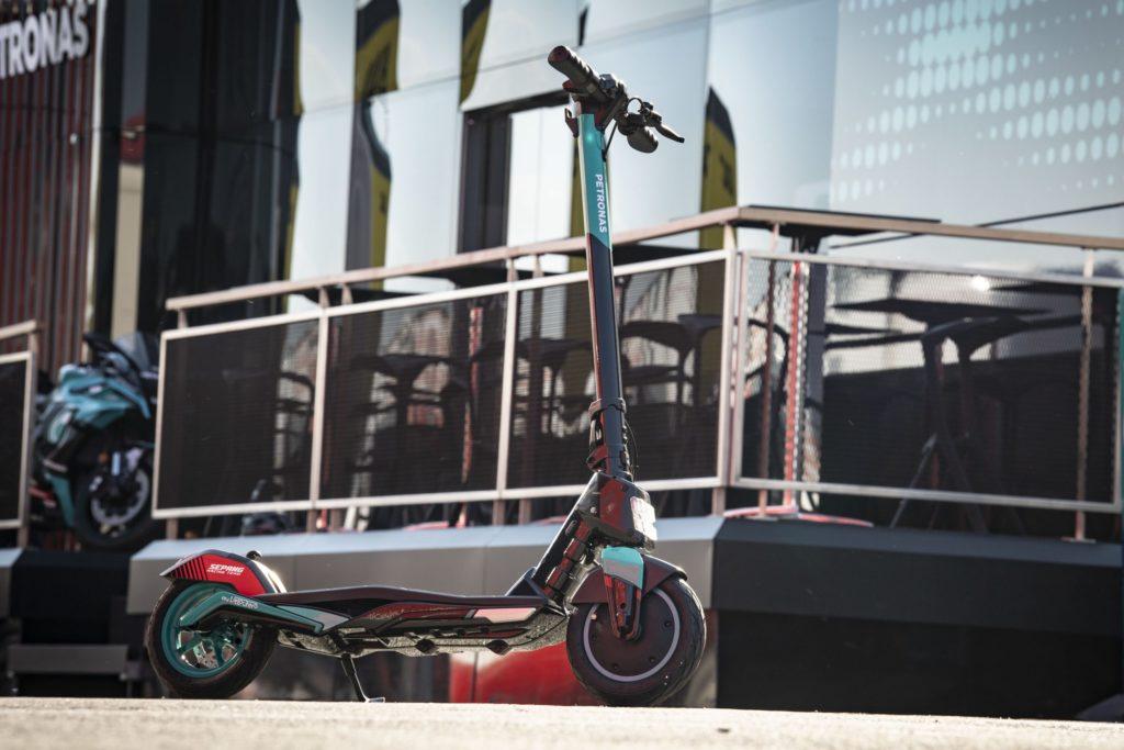 Petronas SRT Electric Kick Scooter