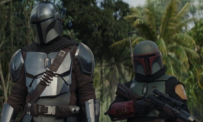 Disney Gallery: The Mandalorian Luke Skywalker