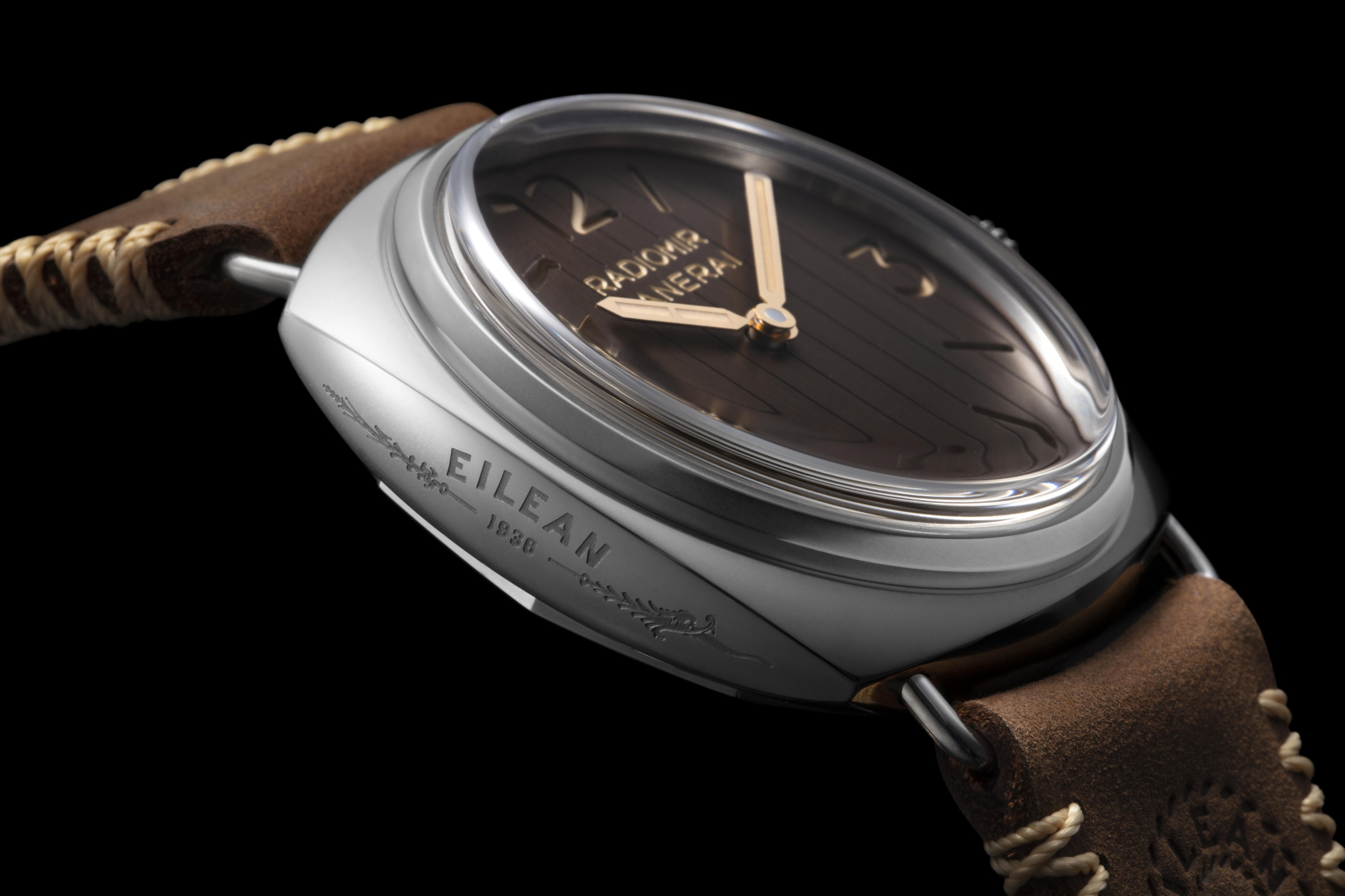 The Radiomir Eilean Charts A New Course In Nautical Inspired Timepieces