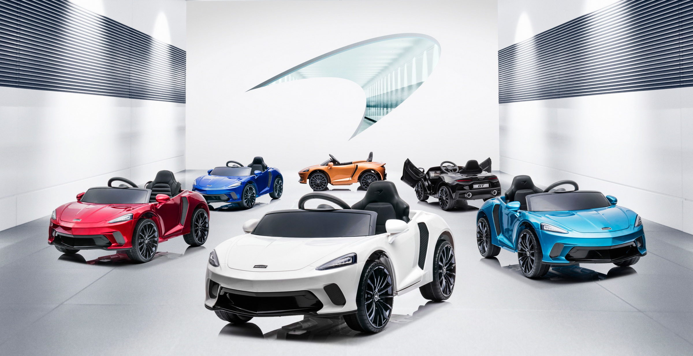 The Most Beautiful Luxury Ride-On Cars Made For Kids