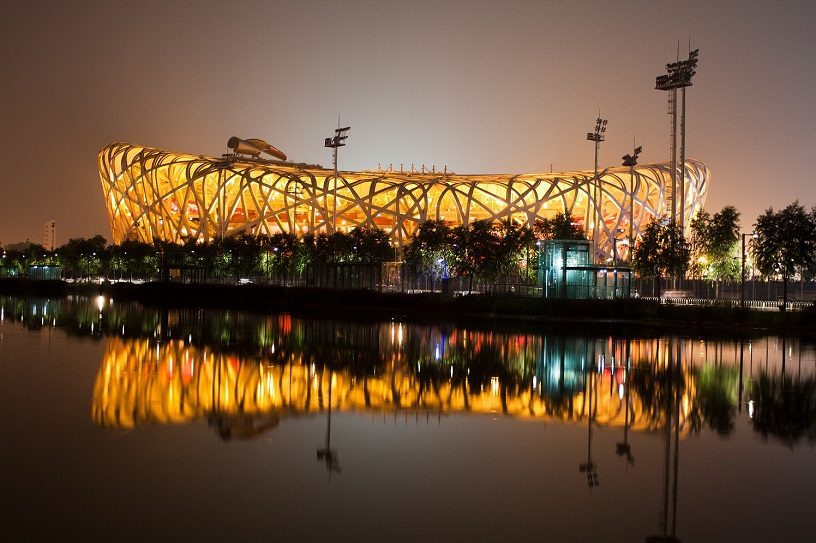 Beijing Olympic Stadiums and Venues
