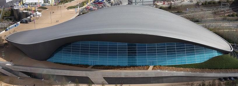 London Aquatics Centre Olympic Venue