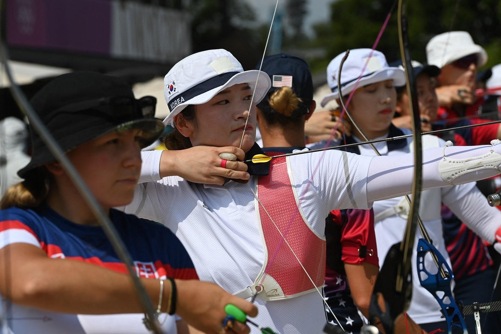 Women in Olympics
