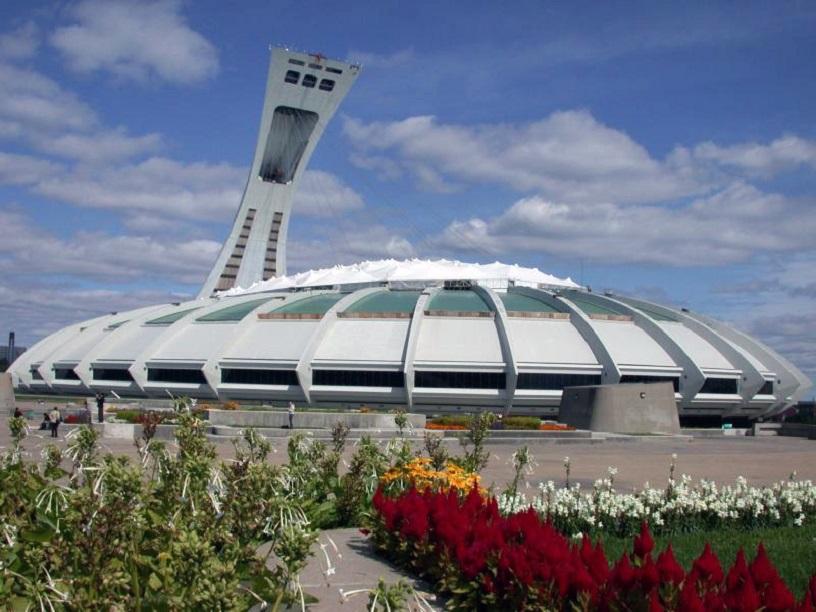 Olympic Stadium, Montreal, Canada