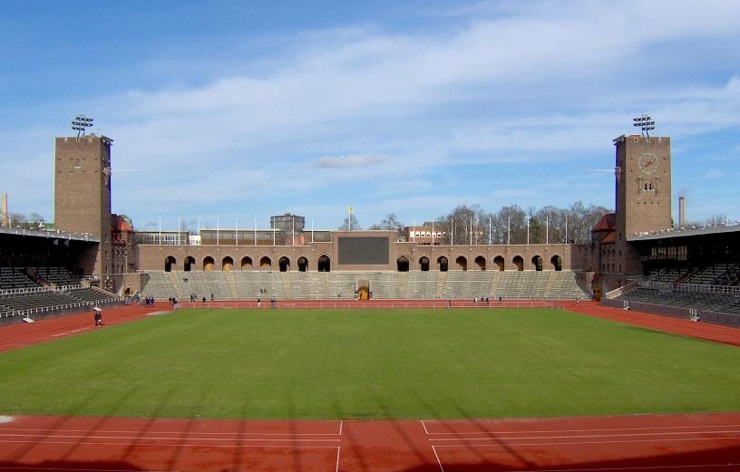 Stockholm Olympic Stadium