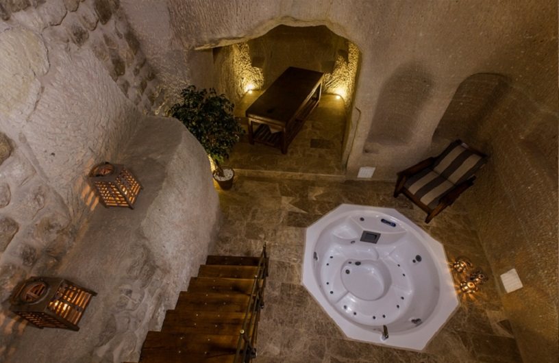 Cave Hotels