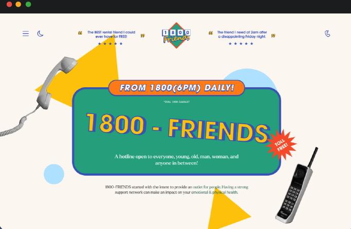 1800-FRIENDS