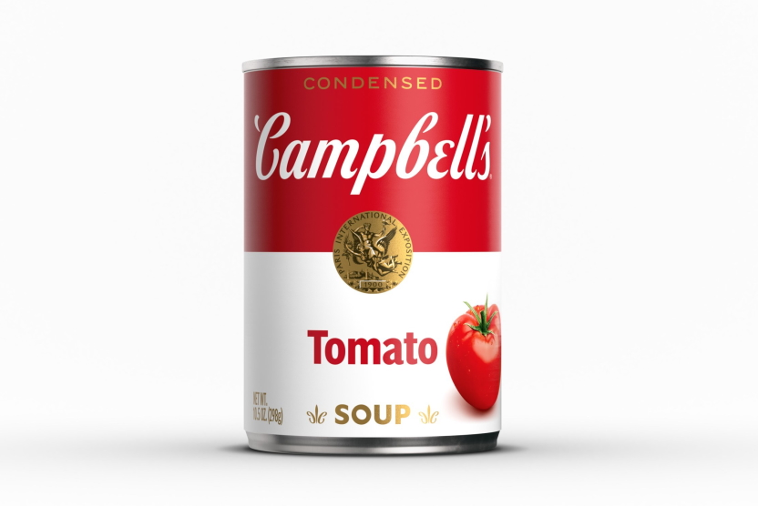 Campbell's Soup Cans Series