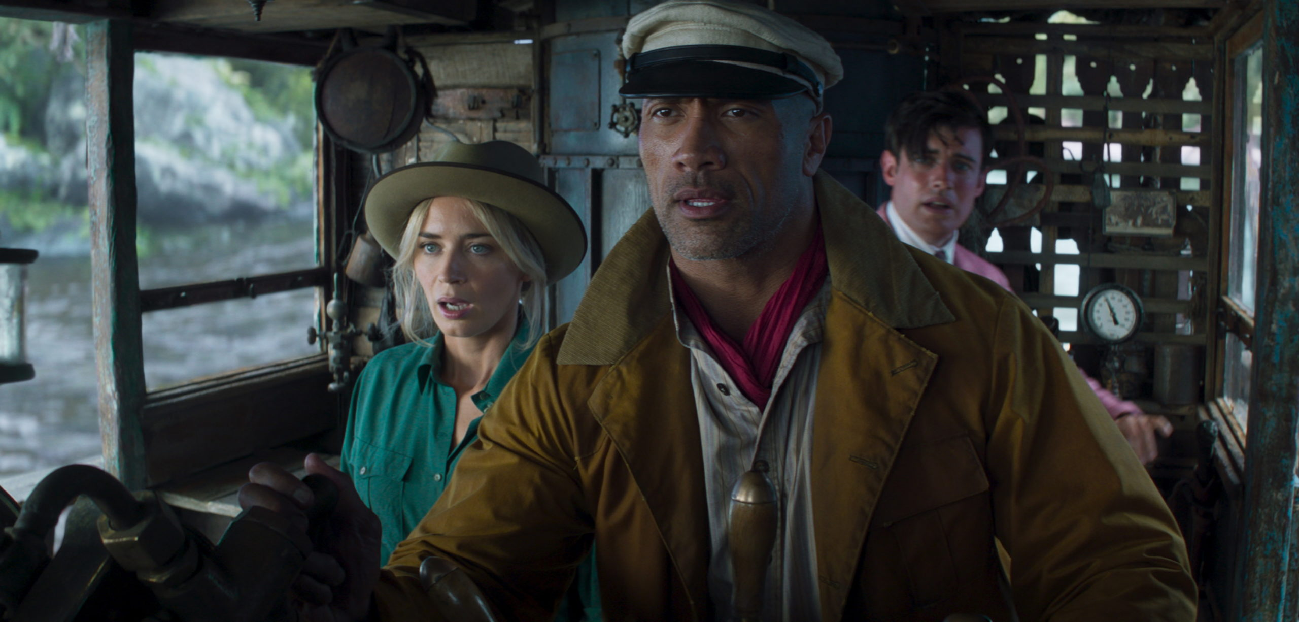 Thanks To Disney+ Premiere Access You Can Now Stream Disney's Jungle Cruise