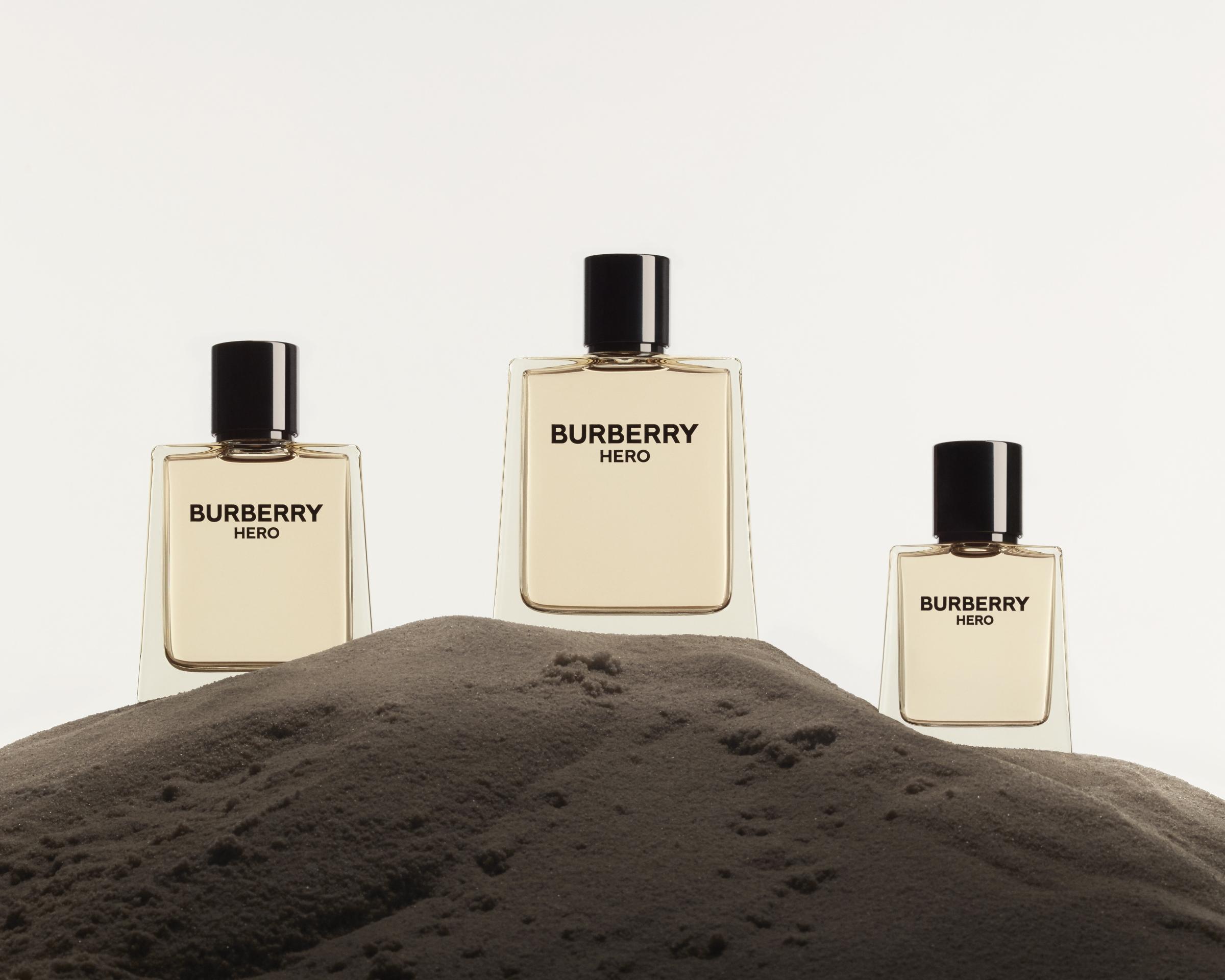 Burberry Reveals Burberry Hero Fragrance For Men