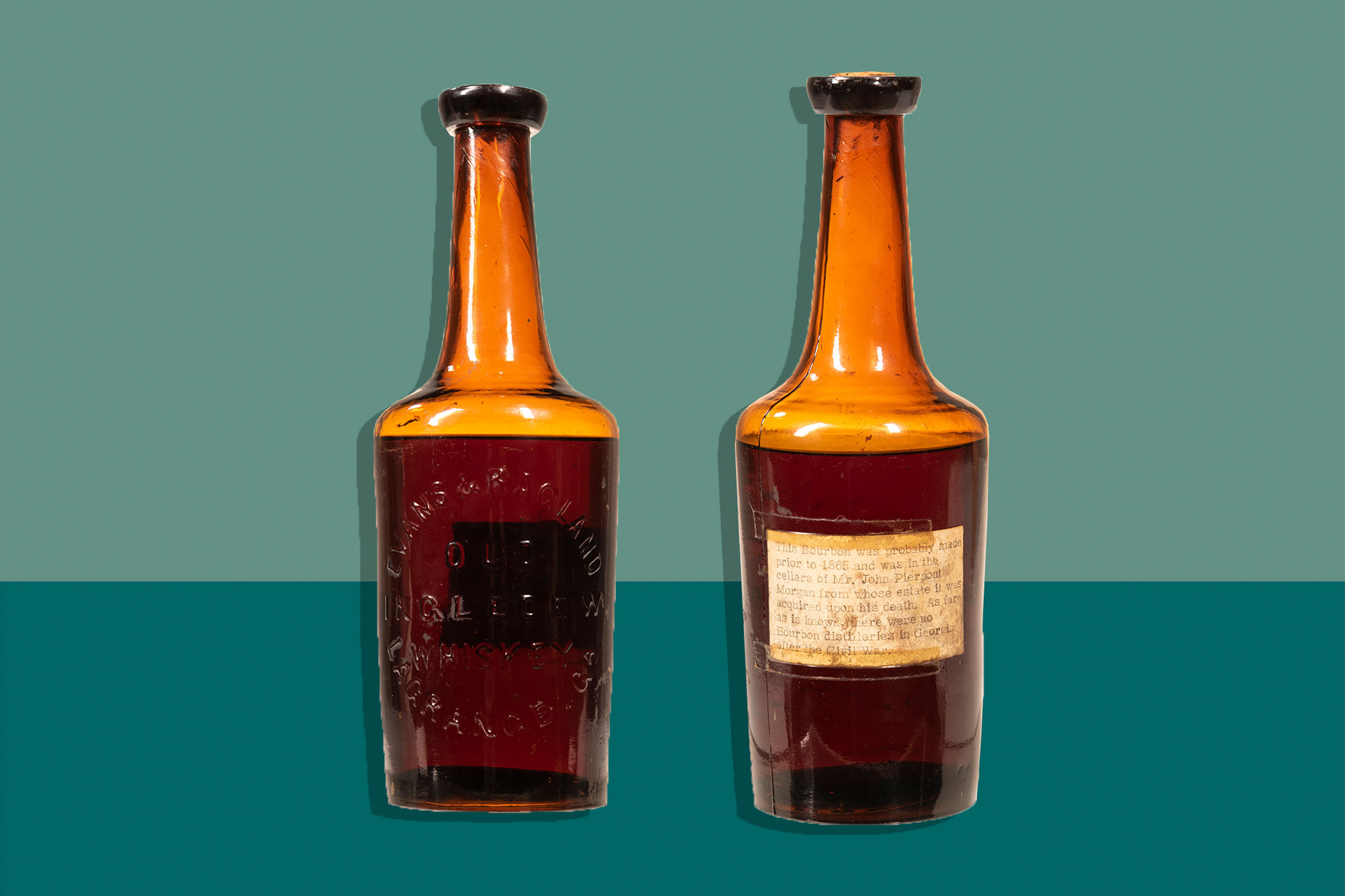 The World's Oldest Known Bottle Of Whiskey Sold For SGD 186,429