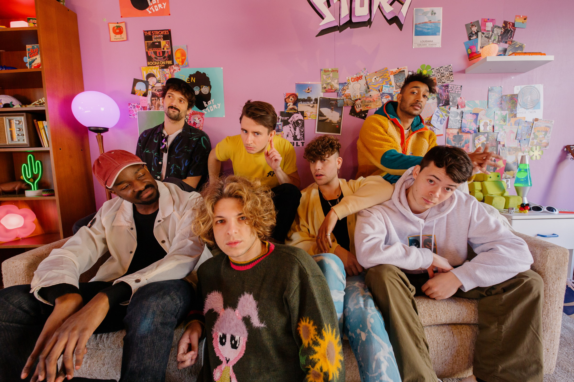 With A Tour On The Cards And A New Single, Juice Begins A New Chapter With 'Boy Story'