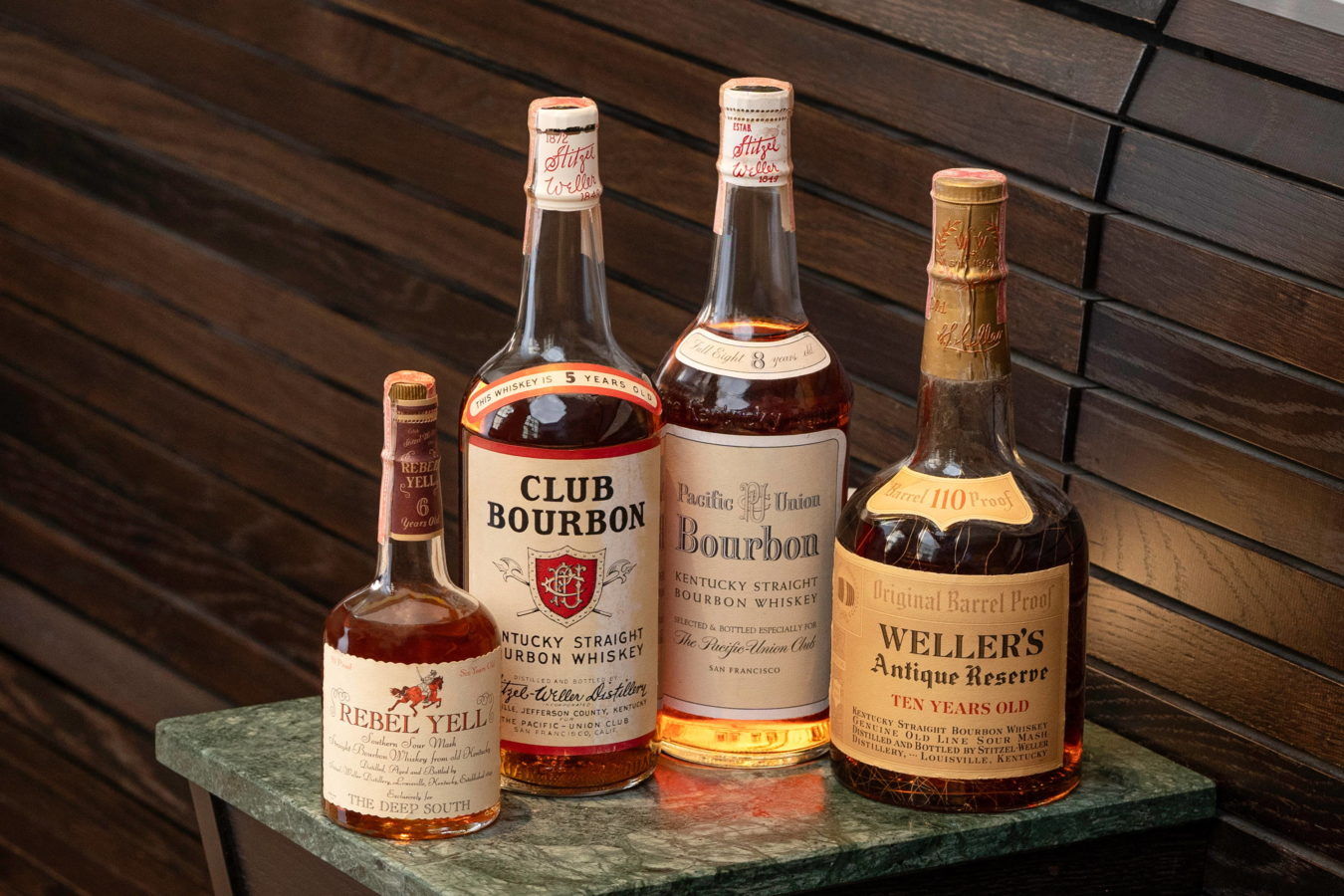 Uncover A Bottled Timeline Of American Whiskey History