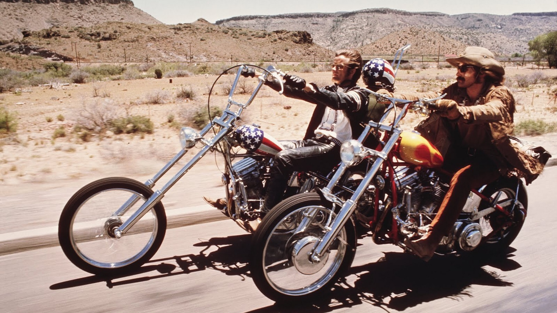 Ride On: The Most Memorable Motorcycles In Films