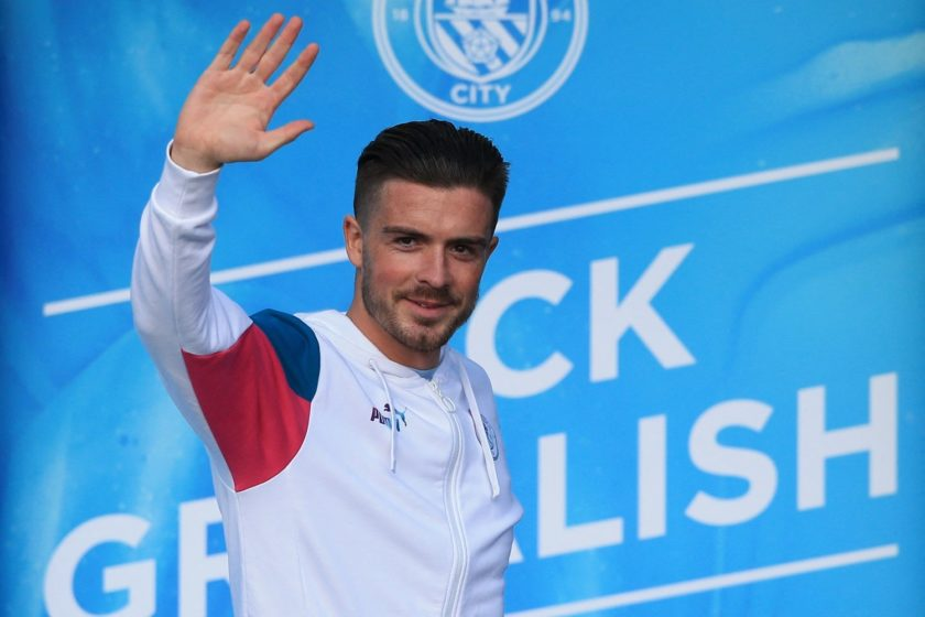 Jack Grealish — Aston Villa to Manchester City