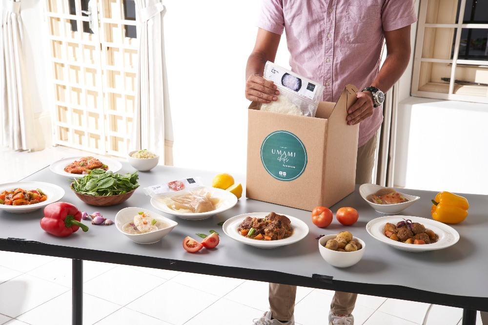 Umami Chefs Turns Meal Prep From Chore To Easy-To-Store
