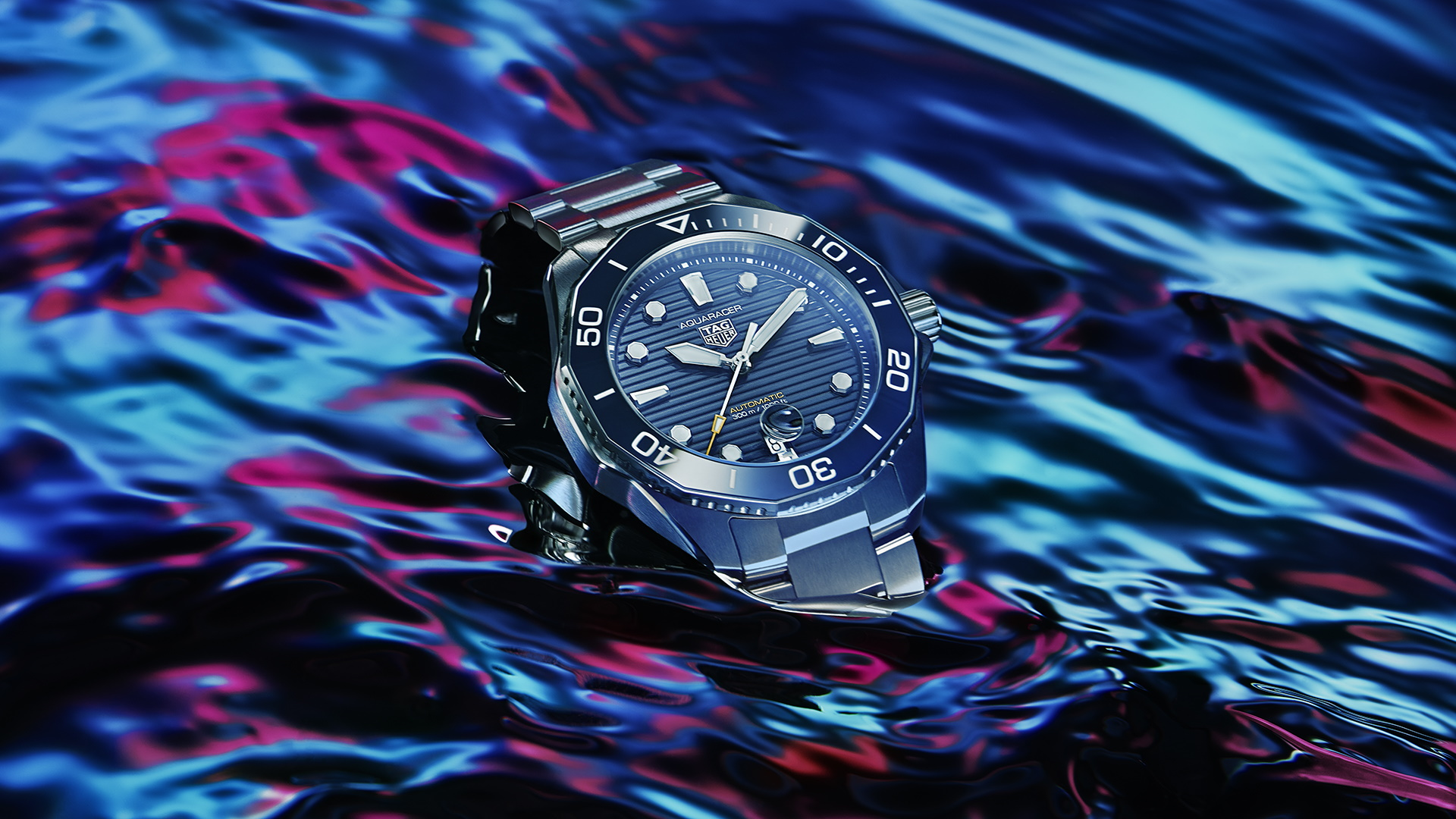 A New Chapter For The TAG Heuer Aquaracer