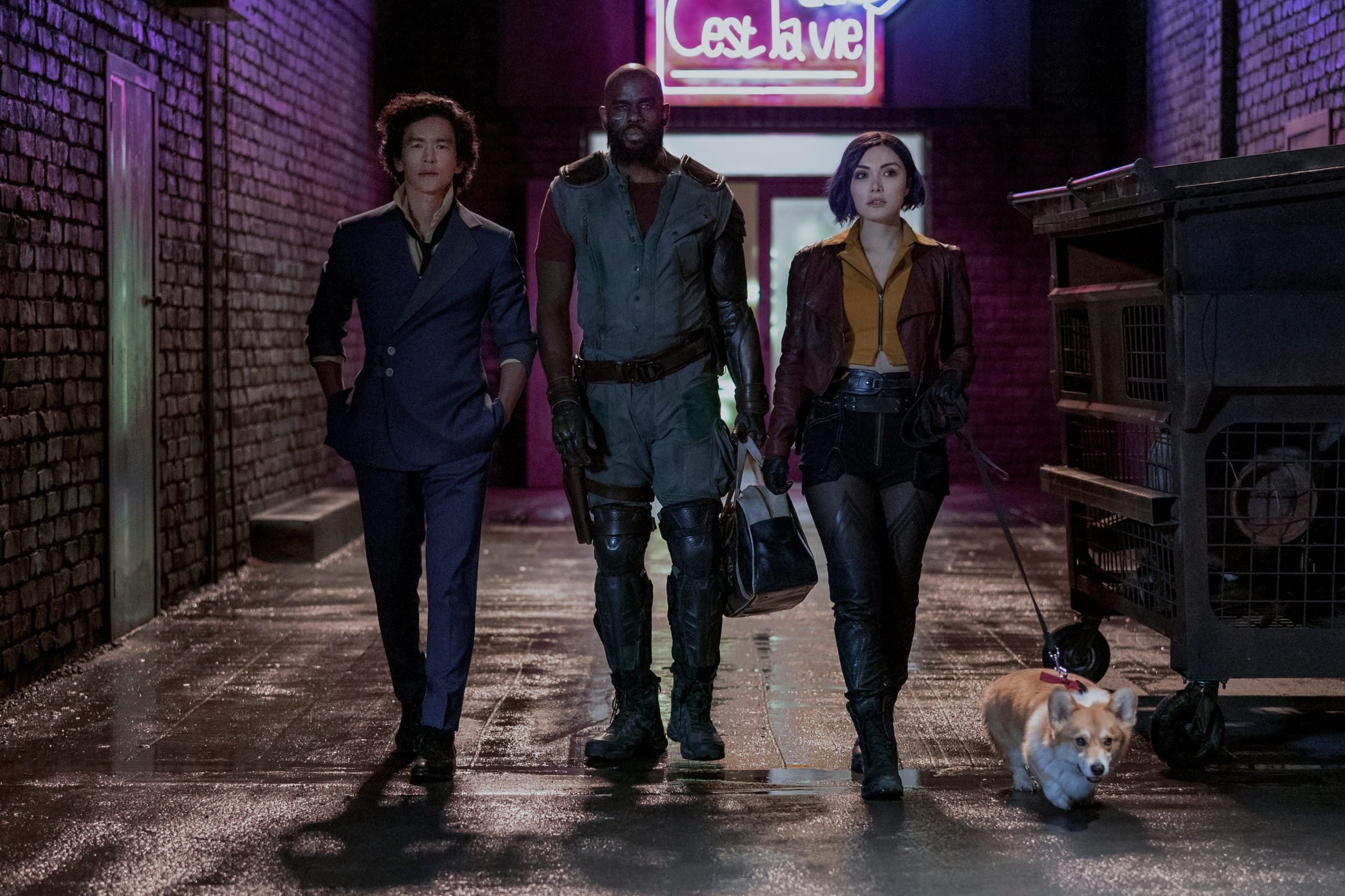 Netflix Just Revealed A First Look At Its Live-Action Cowboy Bebop Series