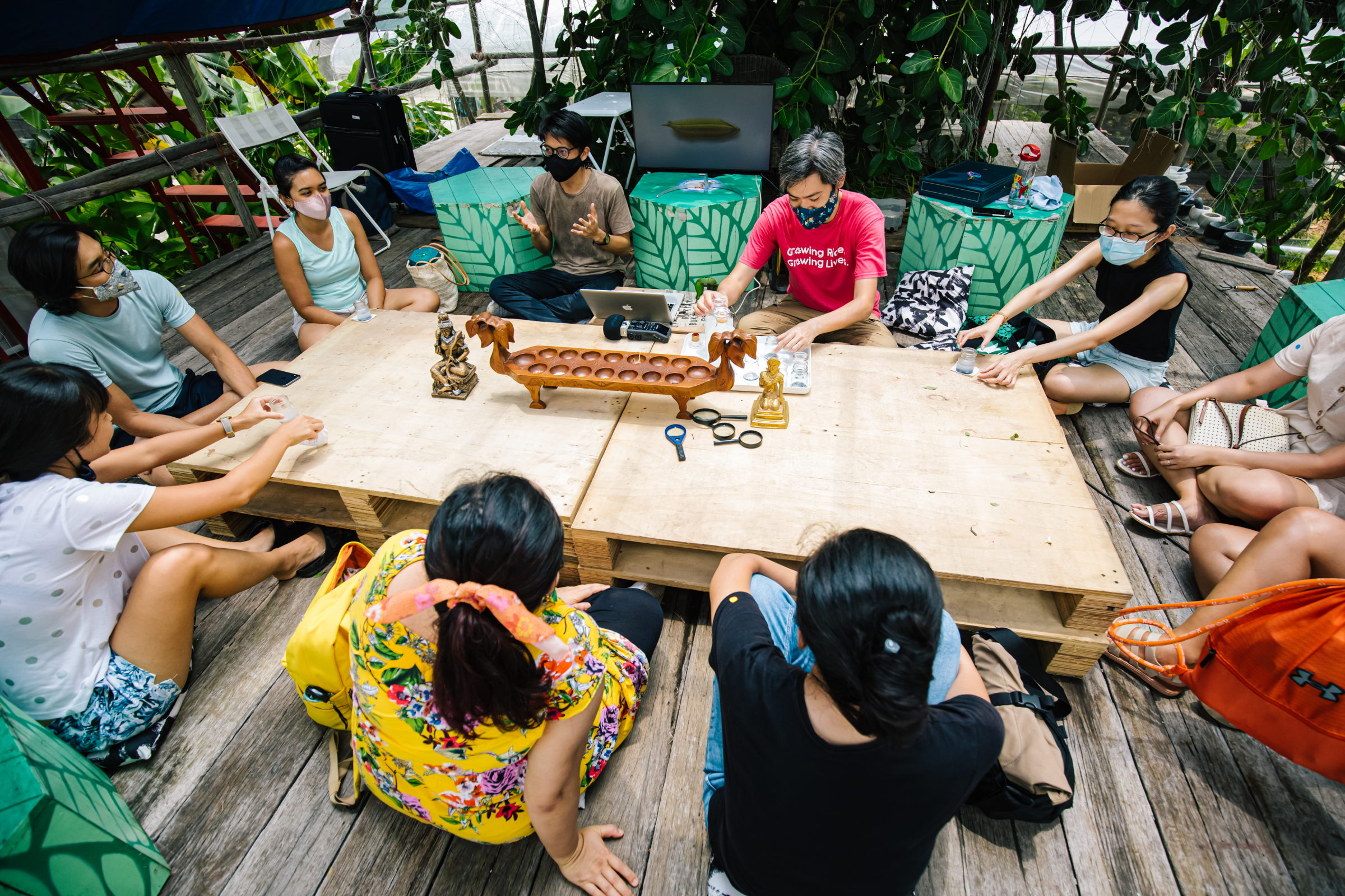 Singapore Art Museum Welcomes First Batch Of Residents For Inaugural Residency Programme