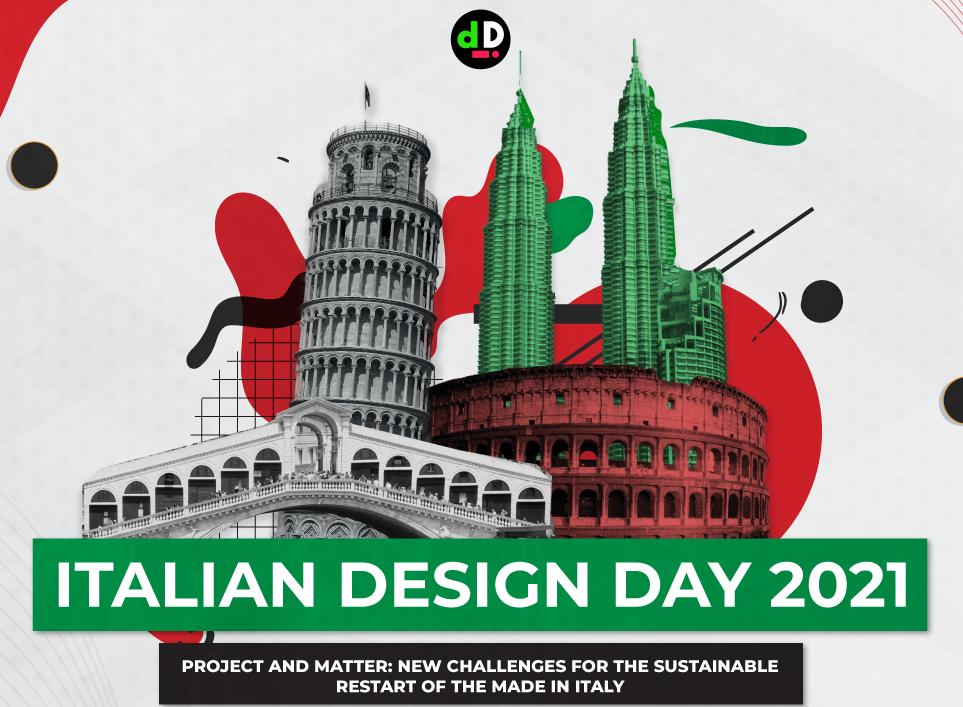 Italian Design Day 2021 Spotlights The Importance of Sustainability