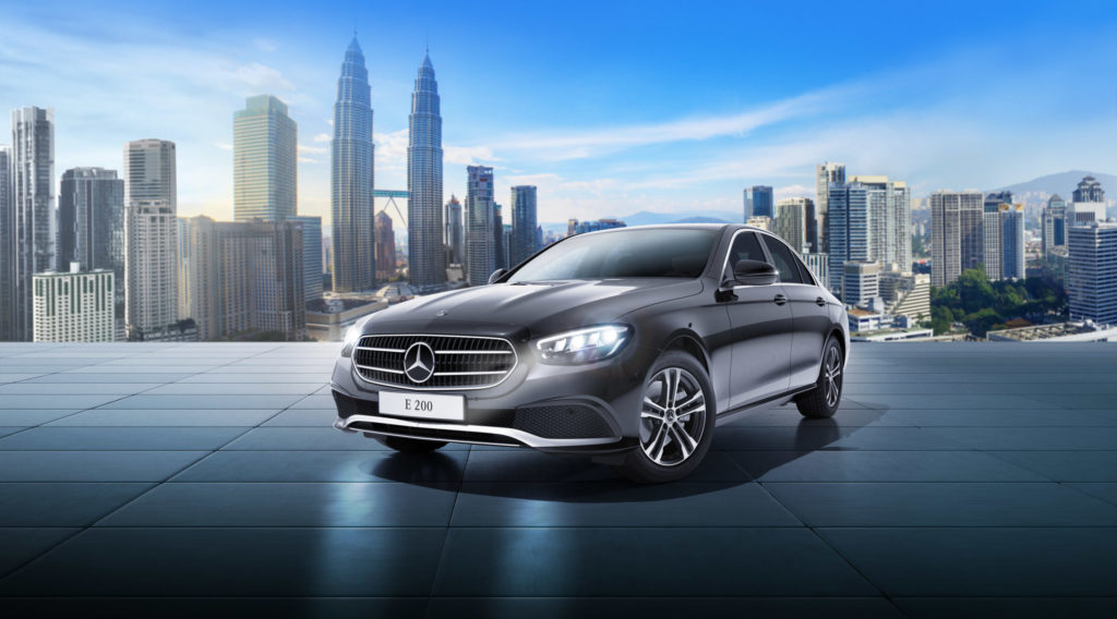 Mercedes-Benz Malaysia Introduces 2 Variants Of The New E-Class