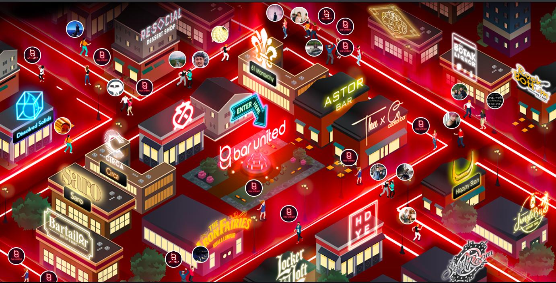 Bar-United: The Virtual Platform Supporting Local Bars