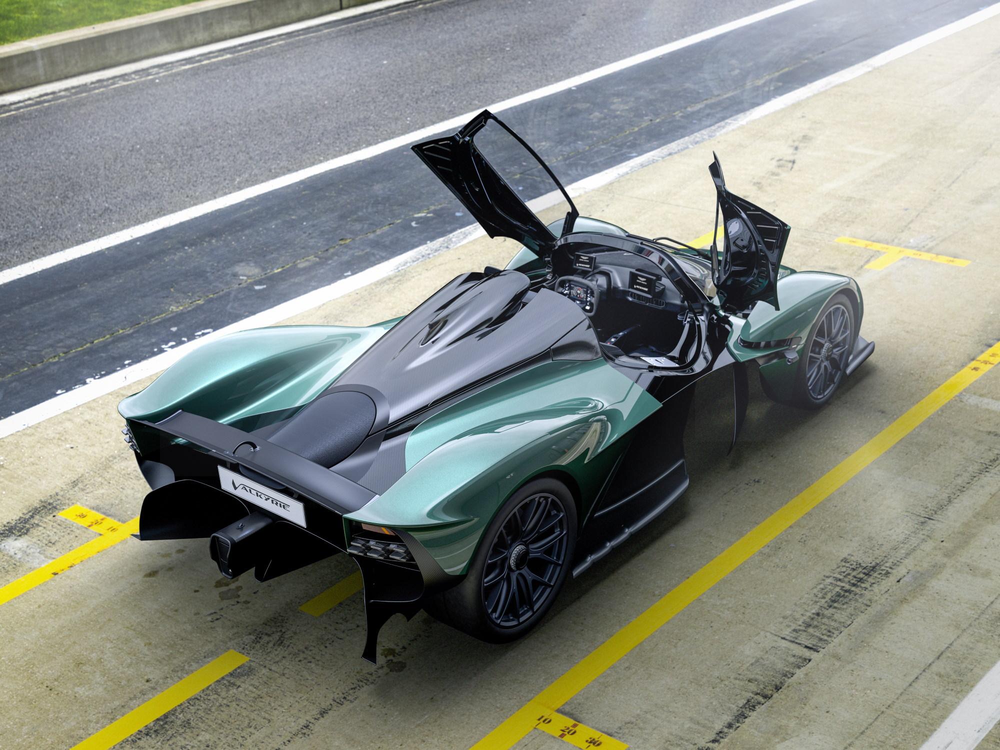 Valkyrie Spider F1