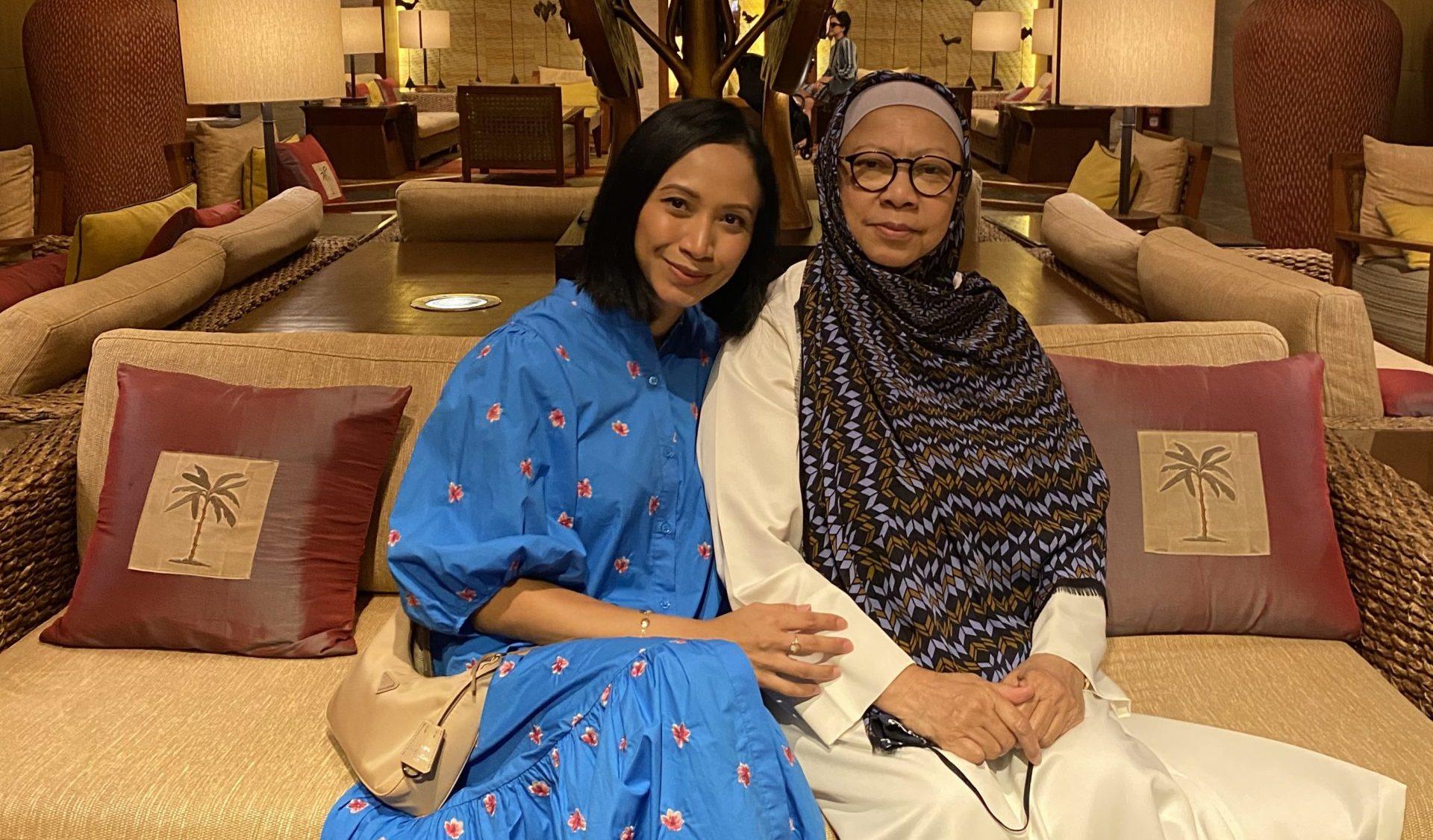 The Merdeka Retold Series: Aishah Salleh And Izrin Ismail