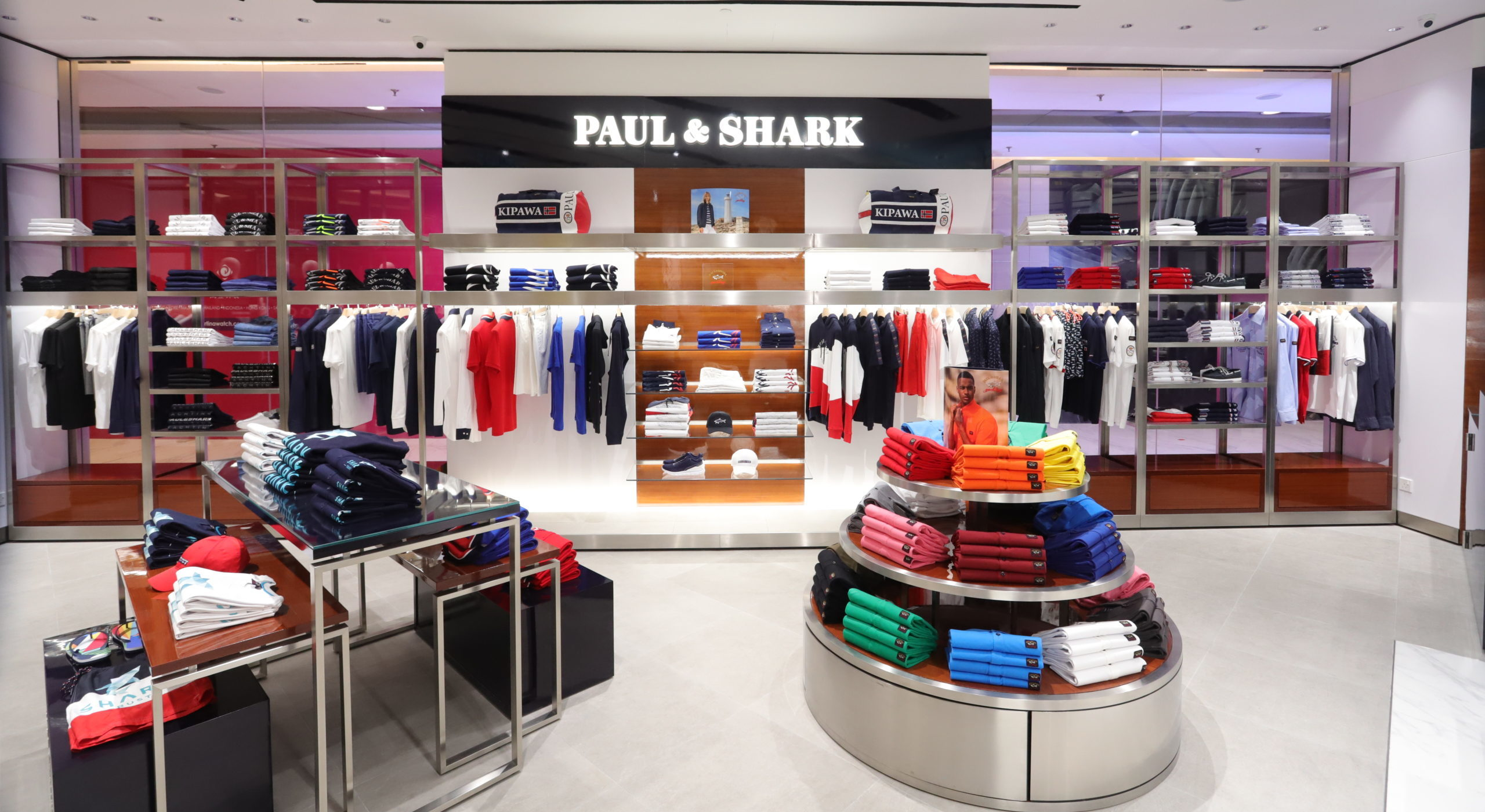 Paul & Shark Opens Its First Outlet In Malaysia